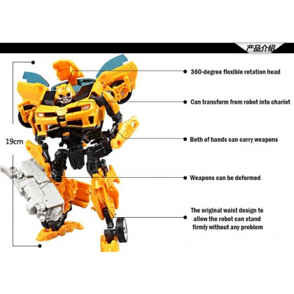 Taikongzhans Kudea Bumblebee Robots in Digsuise No.H-602
