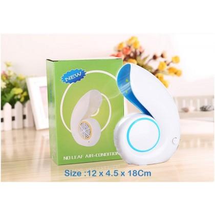 Bladeless Fan Desktop Air-Condition Cooling Refrigeration USB Fan
