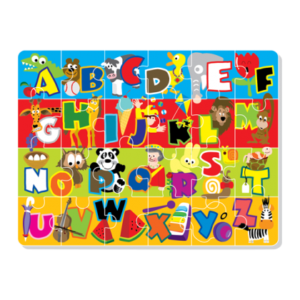 Sunta 3253 Alphabets Jigsaw Puzzle 24 pieces