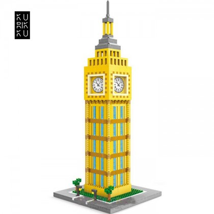 Wise Hawk 2467 Big Ben 3D Building Block DIY Toy Gift