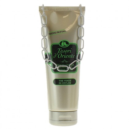 Tesori d'Oriente The Verde Di Ceylon Bath Cream 250ml