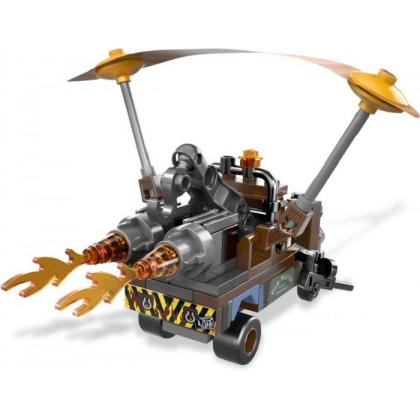 Bela Let's Go Cartoon Cars Building Block Series No.10009