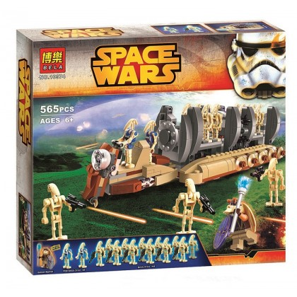 Bela Space Fights Building Block Toy No.10374