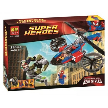 Bela Super Hero Building Block Toy No.10240