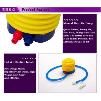 Manual Foot Air Pump