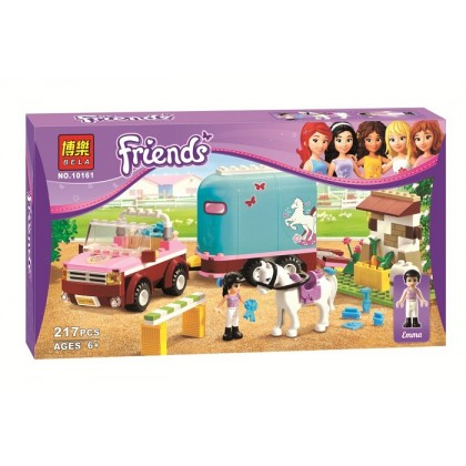 Bela Farm Friends Emma Building Block Toy No.10161