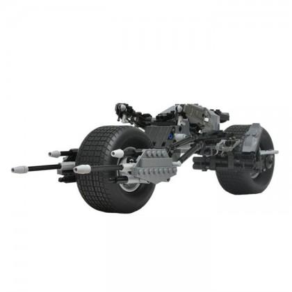 Decool 7115 The Dark Knight Batman Batpod Building Block Sets Toys