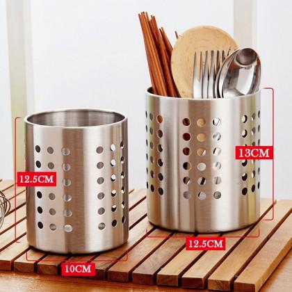 Stainless Steel Kitchen Utensils Forks Spoon Knives Chopsticks Cutlery Holder Organizer Tray