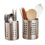 Stainless Steel Kitchen Utensils Forks Spoon Knives Chopsticks Cutlery Holder Organizer Tray