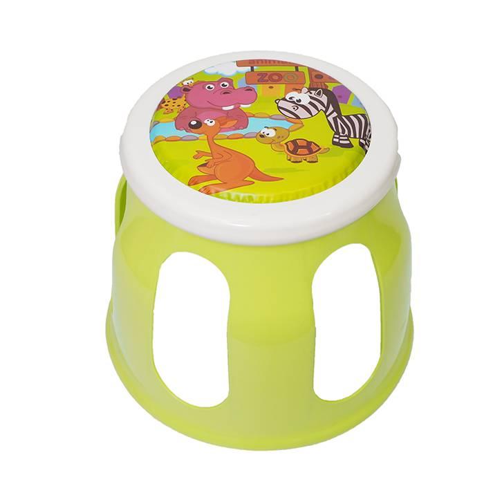 Brilliant Plastic Cartoon Children Kid Sound Stool Chair Onthecornerstone Fun Painted Chair Ideas Images Onthecornerstoneorg