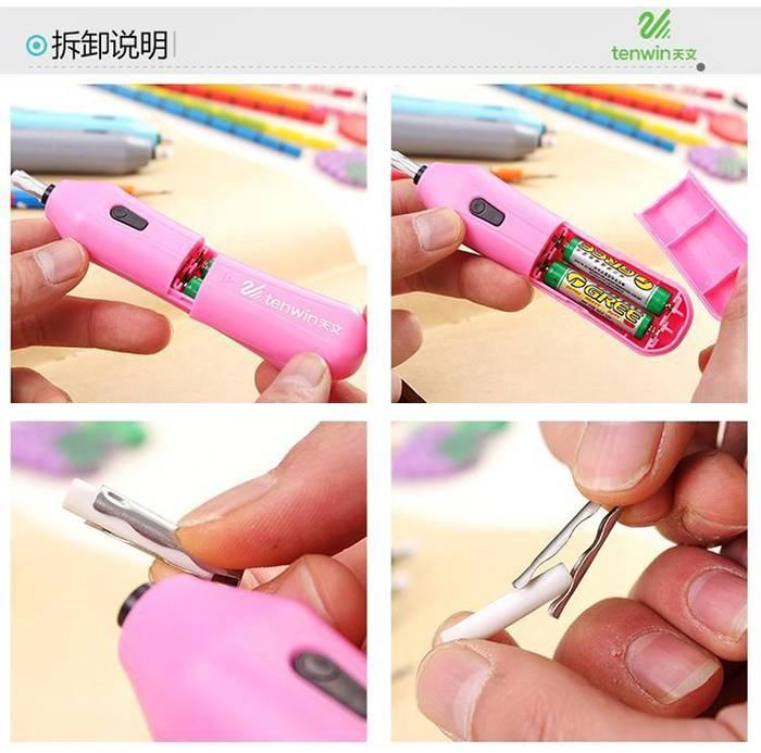Refillable Batteries