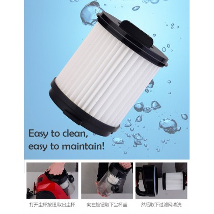 1000W 5 blade Cleaner High Power Dust Acarid Dust-Mite Cleaner