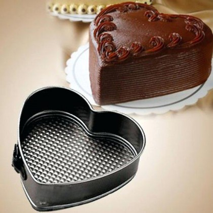 Set of 3 Non Stick Round Shape Cake Mould