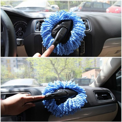 Super Soft Micro Fiber Dashboard Duster Car Care Cleaning Washing Cloth Brush Duster