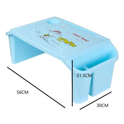 Children Kids Study Mini Drawing Computer Table Desk Storage Box