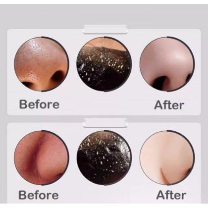Dr-Rashel Black Peel-Off Mask Collagen & Charcoals Remove Blackhead Mask 60ml