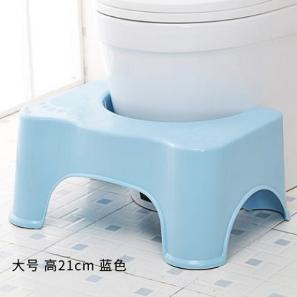Squatty Potty Plastic Toilet Adult Bench Step Stool Bathroom