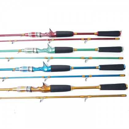 X-Lure Spider King Bait Casting Fishing Rod