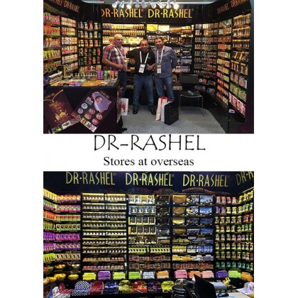 DR-RASHEL Gold Collagen Whitening Facial Scrub 80ml