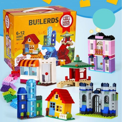 Lepin 42007 Builerds Building Block Toy 542pcs