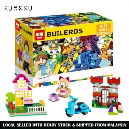 Lepin 42011 Builerds Building Block Toy 1105pcs