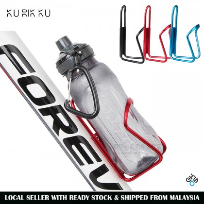 EKOS Alloy Aluminum Bicycle Water Bottle Holder Cage Strong Lightweight Any Bike