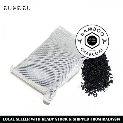 30g Natural Bamboo Charcoal Air Purifying Bag Strong Odor Remover and Moisture Absorber Refill Packet