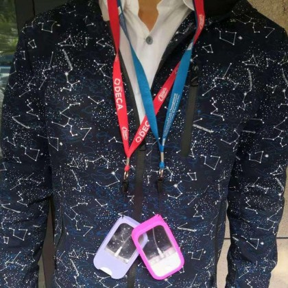 45ml Travel Pocket Card Sanitizer Spray Bottle With Silicone Case Portable Fine Mist Spray Atomizer Pump Empty Bottle Hand Sanitizer Dispenser Skin Care Perfume Refillable