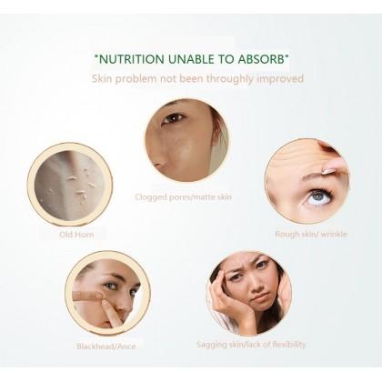 Portable Digital Diamond Strong Suction Peeling Blackhead Remover Vacuum Facial Beauty Tool