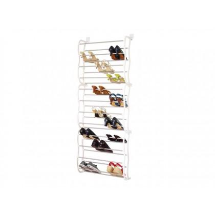 DIY 12 Layers Door Back Shoes Rack
