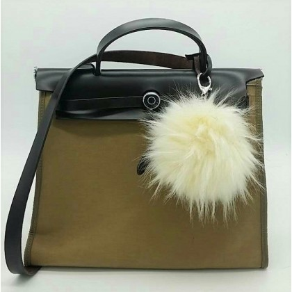 PomPom Bag/Key Charm