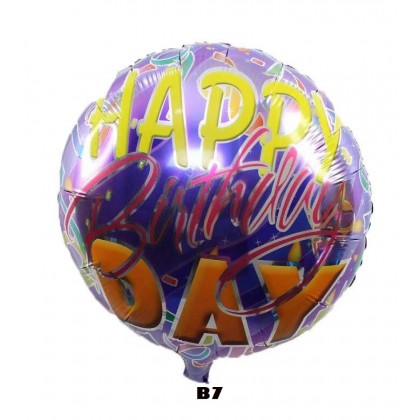 Large Foil Balloons Birthday Party (30cm)
