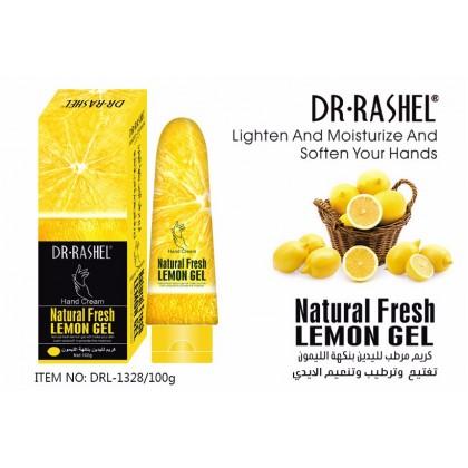DR-RASHEL Hand Cream Natural Fresh Lemon Gel