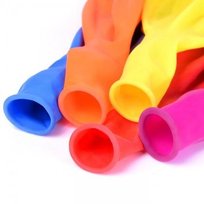 Colorful Punch Ball Balloon -50Pcs