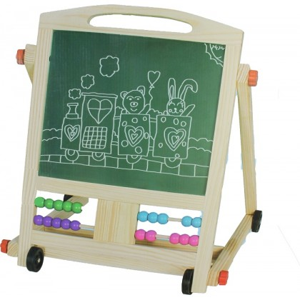 Baby Brother Carriage Double-sided Painter