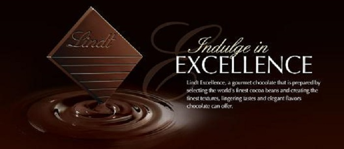 Lindt EXCELLENCE 70% Cocoa Chocolate Bar 100g
