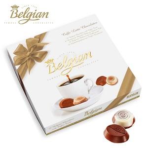 Belgian Caffe Latte Chocolate 200g