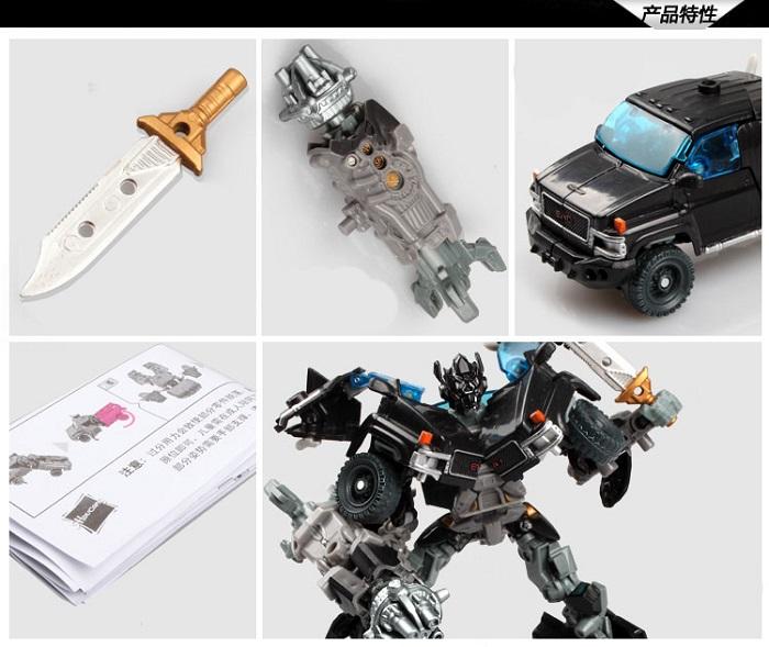 Taikongzhans Kudea Ironhide Robots in Digsuise No.H-603