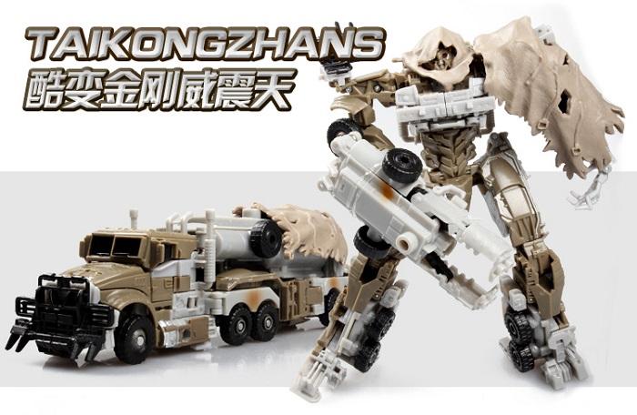 Taikongzhans Kudea Megatron Robots in Digsuise No.H-604