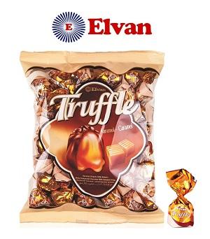 Elvan Truffle Caramel Chocolate 500G