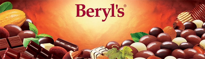 Beryl's Tiramisu Almond Milk Chocolate 200G