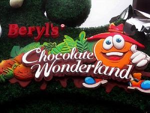 Beryl's Tiramisu AlmondWhite Chocolate 200G