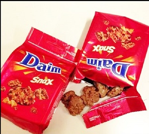 Daim Snax Travel Pack 145G
