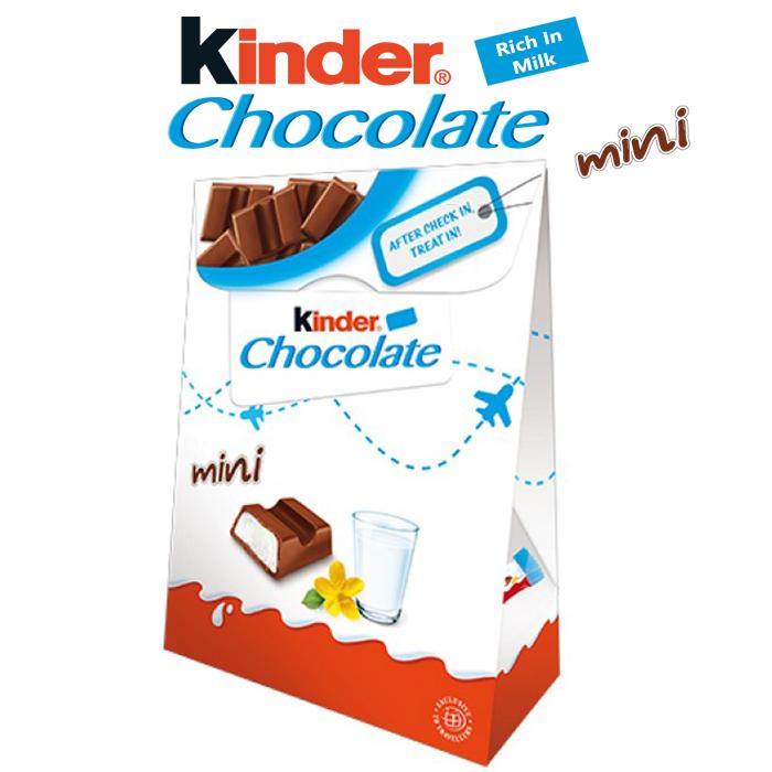 Kinder Chocolate Mini 200G