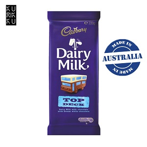 Australia Cadbury Dairy Milk Top Deck 200G