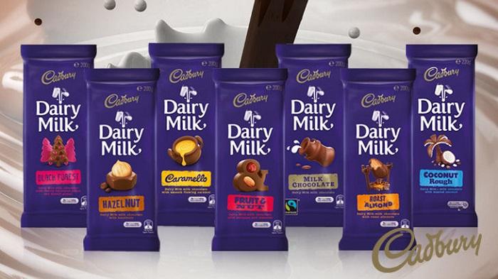 Australia Cadbury Dairy Milk Snack 200G