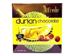 Alfredo Durian Chocolate 150G