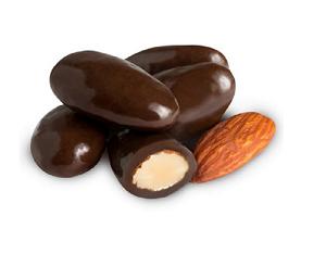 Vochelle Almonds Covernut Green Tea Milk Chocolate 100G