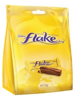 Cadbury Flake Miniature Bag 170G