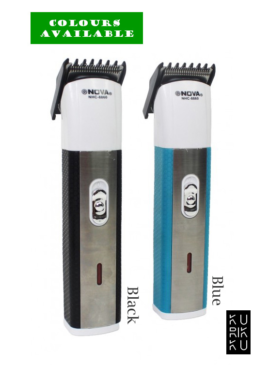 Nova Professional Electric Hair Trimmer Hair Cutting Machine NHC-8860